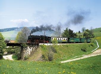 Reiseziel Erzgebirge - Sehmatal, Urlaub im Einklang mit der Natur