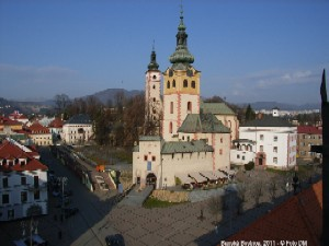 Reiseziel Banska Bystrica