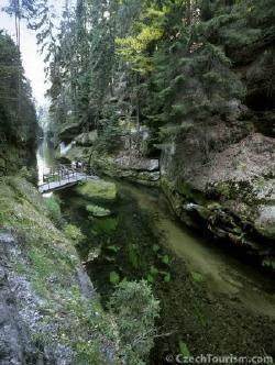 Reiseziel B�hmische Schweiz - der Nationalpark Cesk� a�Sv�carsko
