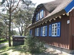 Reiseziel Memorialmuseum von Thomas Mann auf der Kurischen Nehrung, Litauen