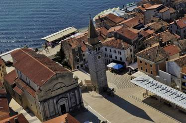 Umag in Kroatien