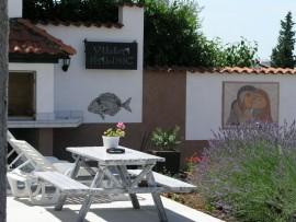 Ferienhaus Villa Kalinic in Njivice, Insel Krk Kvarner Bucht Inseln Kroatien