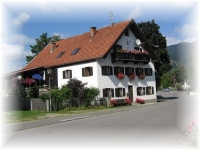 Pension bed and breakfast G�stehaus in Unterammergau, Bayern Deutschland