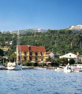 Pension Tamaris in Rab, Insel Rab Kvarner Bucht Inseln Kroatien