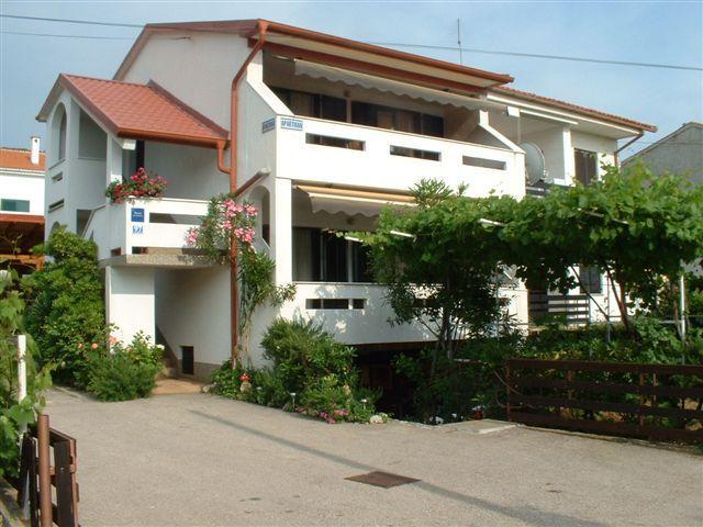 Ferienhaus Apartmani Bačani-Punat in Punat, Insel Krk Kvarner Bucht Inseln Kroatien