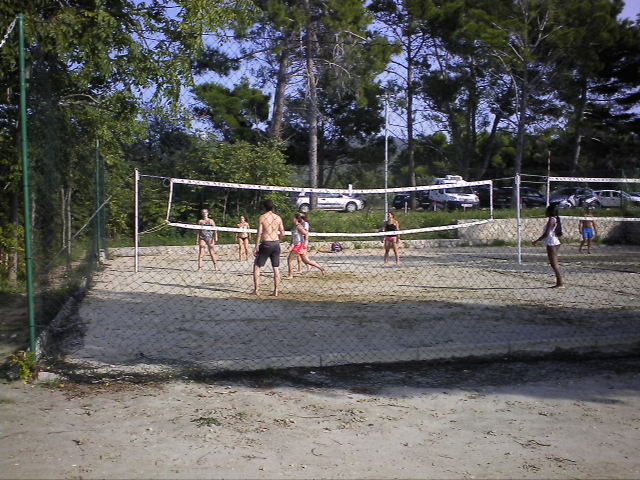 HANDBALL AM STRAND PUNAT