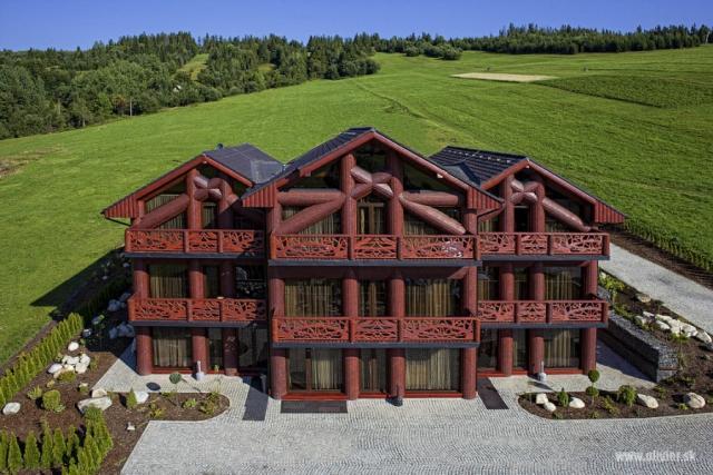 Ferienwohnung Apartm�ny Mountain Resort in Zdiar, Belauer Tatra Eperieser Bezirk Slowakei