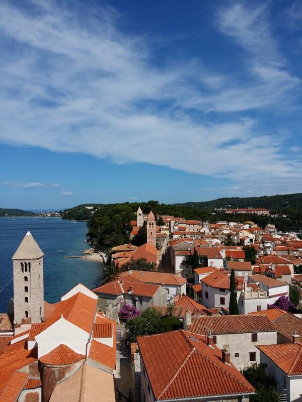 Ferienwohnung Dado in Rab, Insel Rab Kvarner Bucht Inseln Kroatien