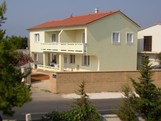 Ferienwohnung Haus ANA in Vir, - Norddalmatien Kroatien