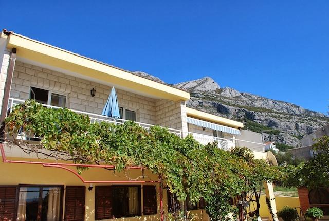 Ferienwohnung Villa Medusa in Makarska, Makarska Mitteldalmatien Kroatien