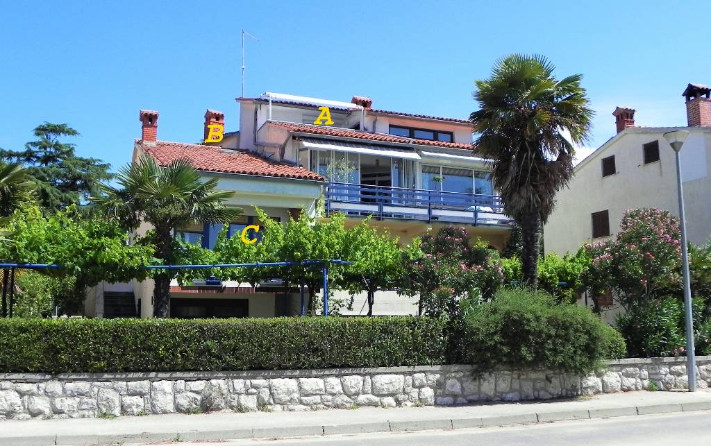 Appartement en location Riva Mare, Rovinj, Rovinj Istrien Südküste Kroatie