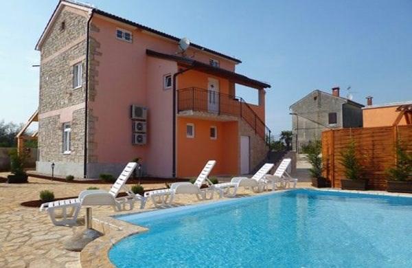 Ferienwohnung apartmani flore in Porec, Porec Istrien Nordk�ste Kroatien