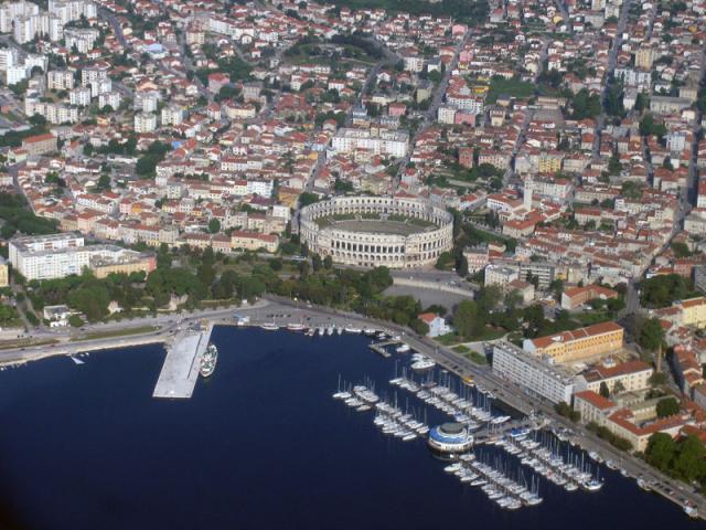 Ferienwohnung ANTONIJA in Pula, Pula Istrien S�dk�ste Kroatien