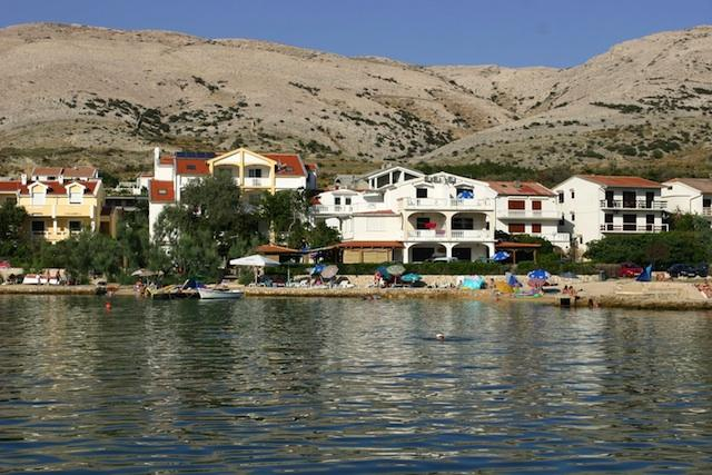Pension Frane in Pag, Insel Pag Norddalmatien Kroatien