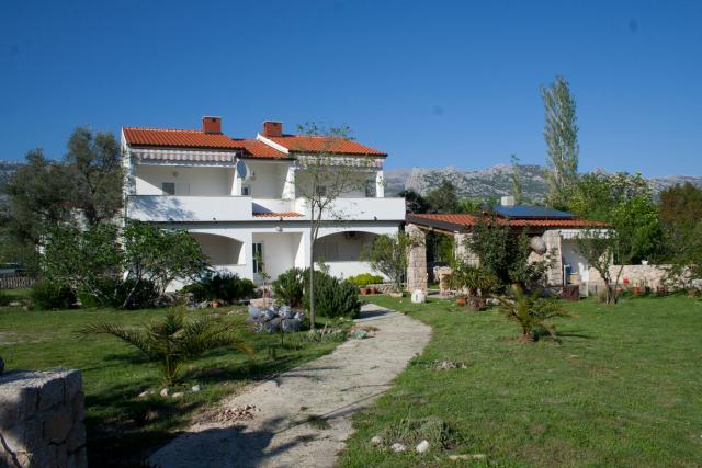Villa Punta in Seline, Starigrad Norddalmatien Kroatien