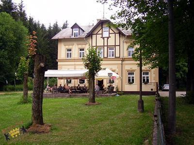 Villa Berolina in Marianske Lazne, Marienbad Westb�hmische Kurorte Tschechien