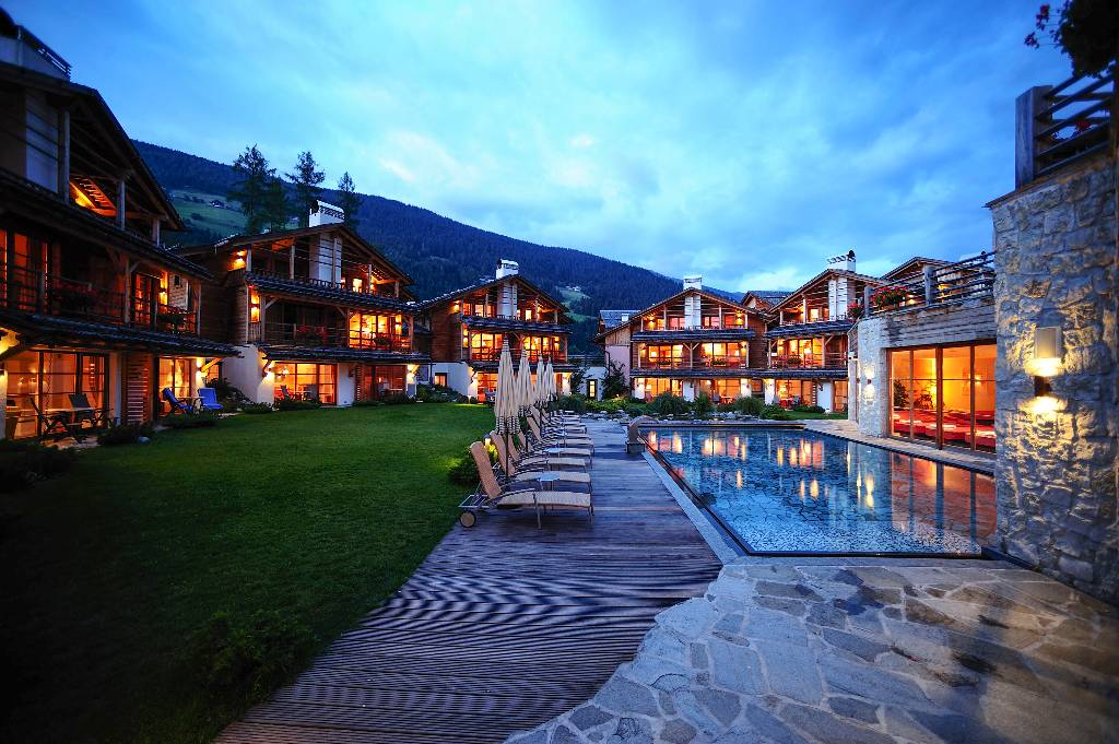 Chalet Park Hotel Livigno